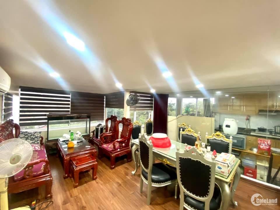 Bán nhà Kim Giang, nhà đẹp lung linh, view thoáng, GARA, ở ngay, 5T, MT 5M,