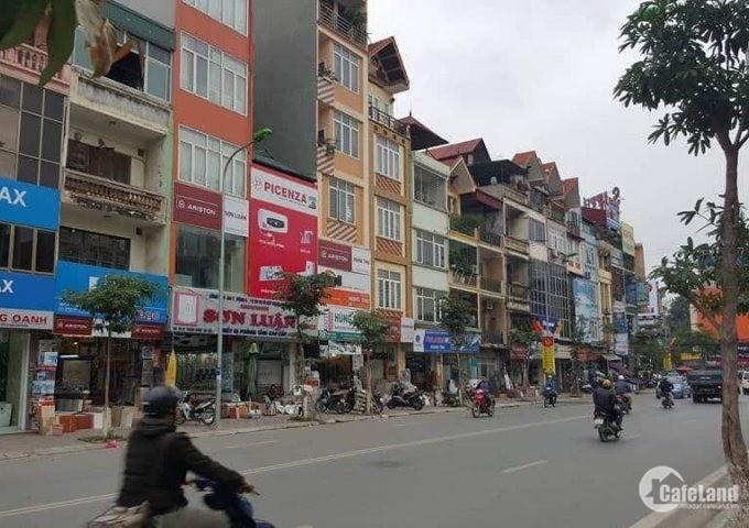 Chính chủ cần cho thuê nhà mặt phố đào tấn quận Ba Đình