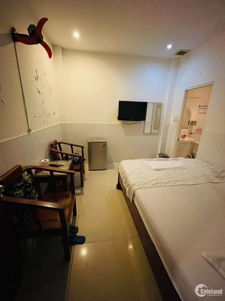 Cho thuê KS KDC Trung Sơn, BC. DT: 5x20m. Trệt,3 lầu,st. Giá: 40tr/th