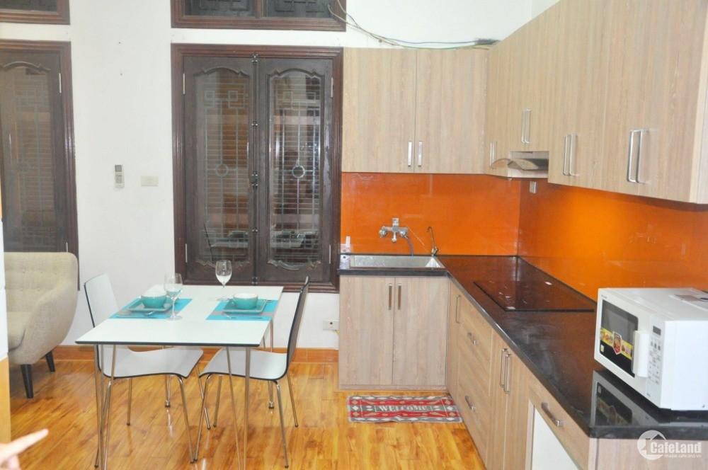 Cho thuê căn hộ cao cấp 1 pn 70m2 tại Tạ Quang Bửu giá 8tr/tháng