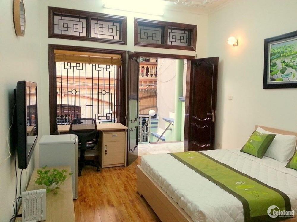 Cho thuê căn hộ 70m2 tại Tạ Quang Bửu ở tối đa 3 người, 8tr/tháng - NTH