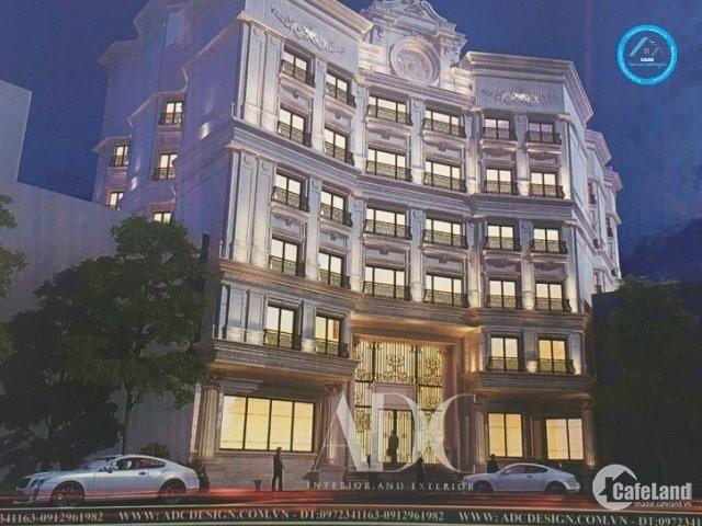 Văn phòng rẻ nhất Ba Đình, 700m2 x 3 tầng, cắt nhỏ nhất 350m2. giá chỉ 6$/m2