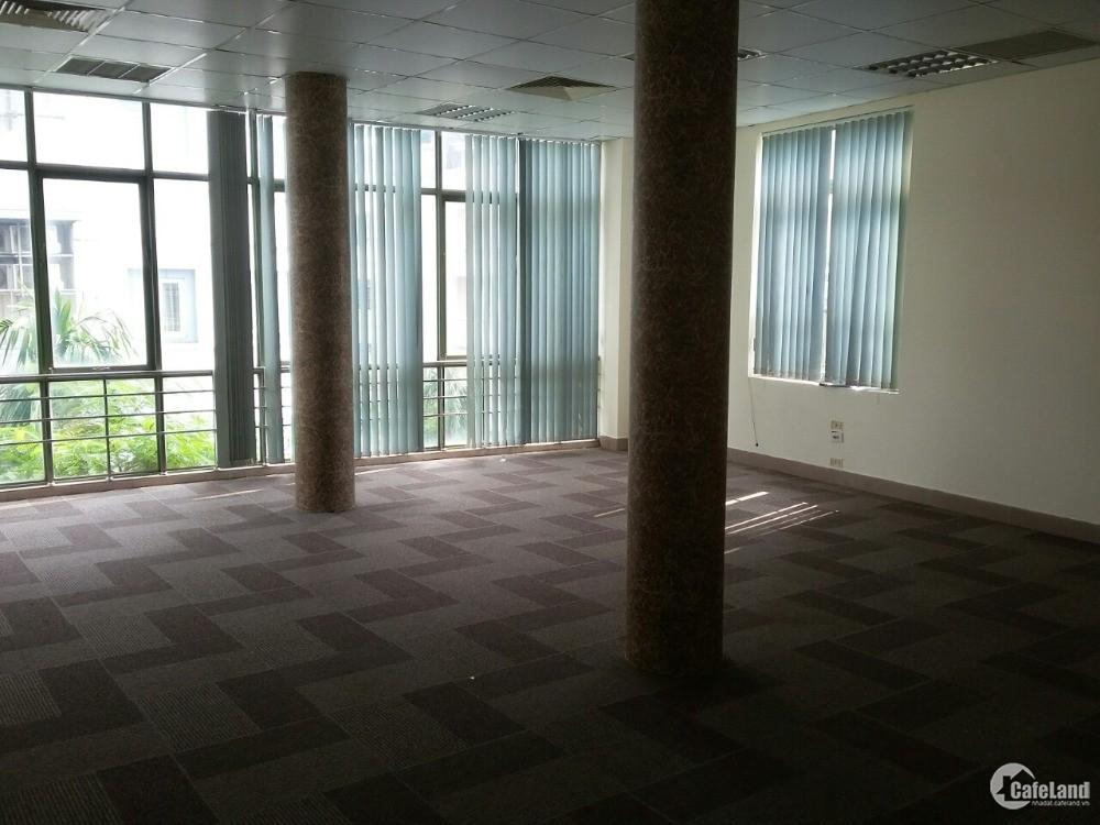 Cho thuê văn phòng phố Bà Triệu 80m2, gần Vincom, giá cho thuê 700$/ th