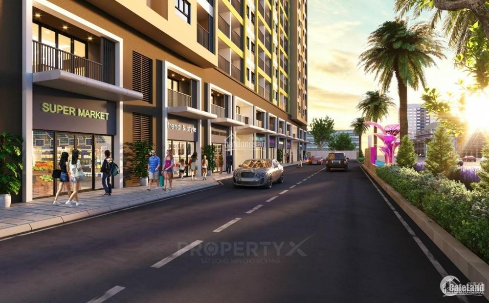 Shophouse New Galaxy đường Thống Nhất, giá 1,8 tỷ, Sở hữu lâu dài, 1 trệt 1 lầu