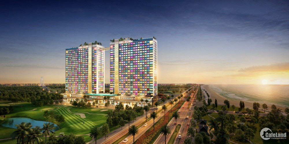 Lần đầu xuất hiện căn hộ biển 6 sao tại Quảng Bình, giá chỉ 900 triệu