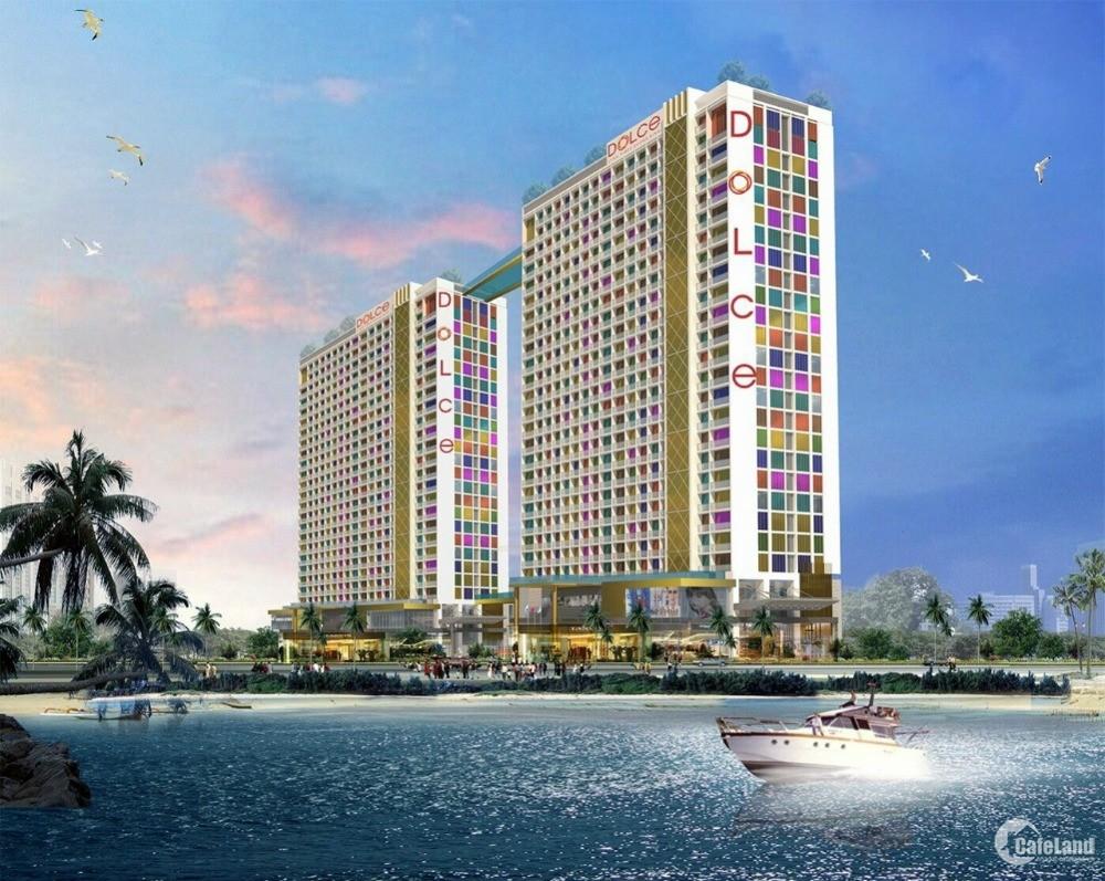 Căn hộ biển Quảng Bình - chỉ 10 căn view biển + sân golf - cho thuê 20tr/ tháng