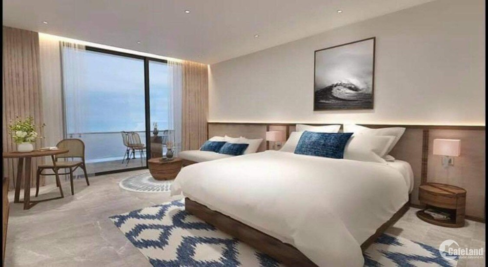 10 Căn hộ khách sạn 6 sao view biển cuối cùng cho thuê 250tr/năm