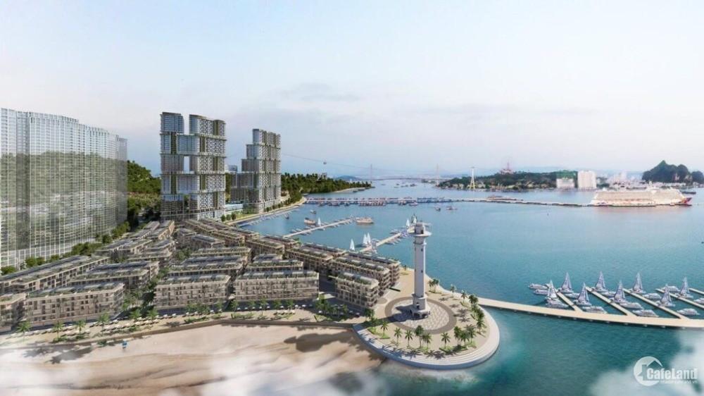 Căn hộ vị trí độc nhất Vịnh Hạ Long, Sun Marina quỹ căn đẹp nhất dự án