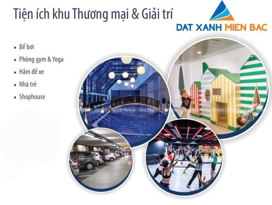 Chung cư Hoàng Huy Grand Sở Dầu 61.07 m2 view Cầu Bính