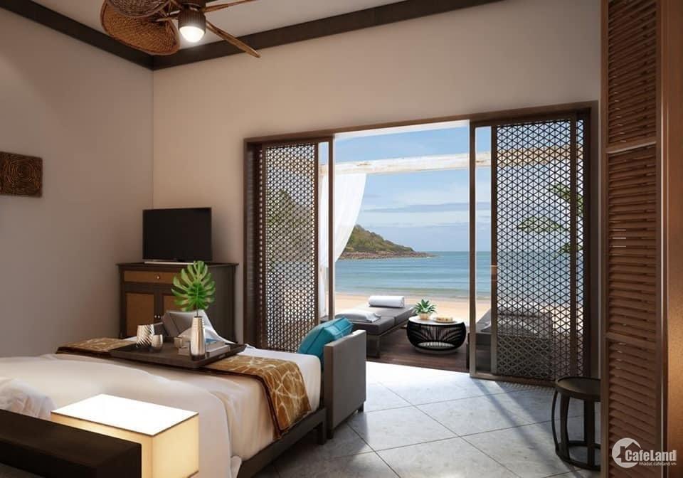 căn hộ nghỉ dưỡng mặt tiền biển đầu tư chỉ với 250 triệu