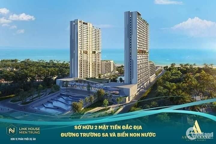 Chỉ hơn 600tr sở hữu ngay căn hộ view biển Đà Nẵng, ARIA HOTEL AND RESORT ĐN