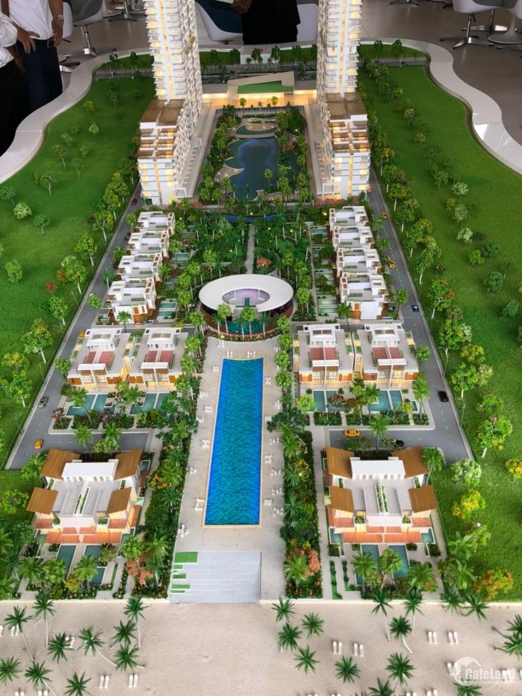 Đầu tư 600tr trong vòng 2 năm bạn đã sở hữu căn hộ trong khu resort 5 Aria ĐN.