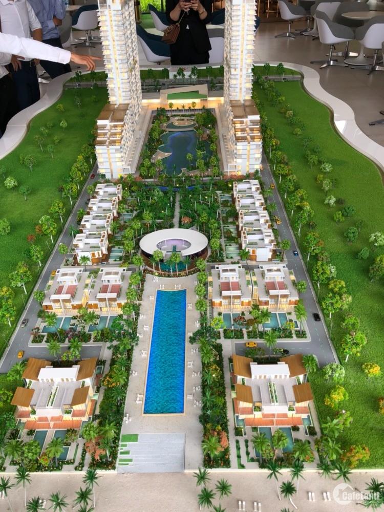 Cơ hội đầu tư ngay giai đoạn đầu với mức giá ưu đãi cho KH,căn hộ view biển Aria