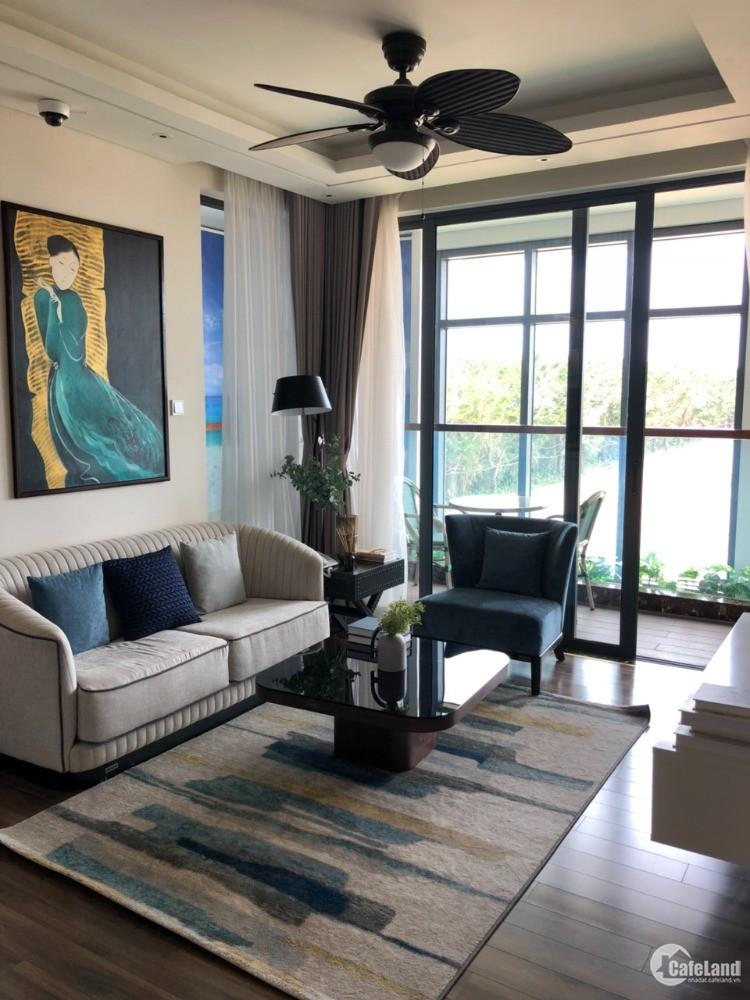 Siêu phẩm căn hộ được ở hoặc tư do kinh doanh nằm trong khu resort 5 sao Aria ĐN