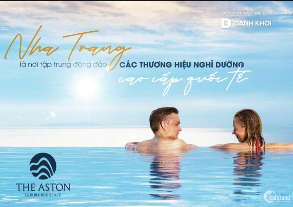 Sở hữu căn hộ mặt biển Trần Phú Nha Trang chỉ từ 830 triệu và tiềm năng đầu tư