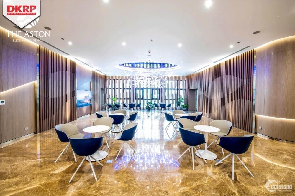 Chỉ còn 128 căn hộ The Aston Nha Trang chỉ từ 71tr/m2 thật thú vị