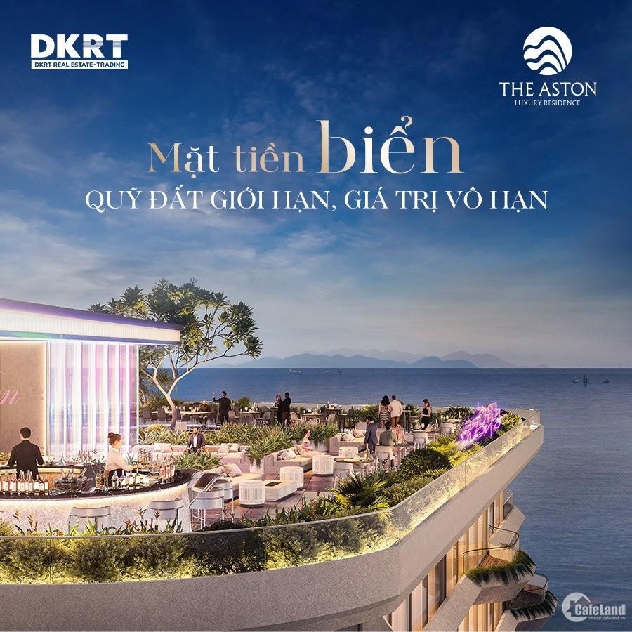 Giỏ hàng 14/04/2021 250 căn mới siêu đẹp_The Aston Nha Trang Luxury Residence