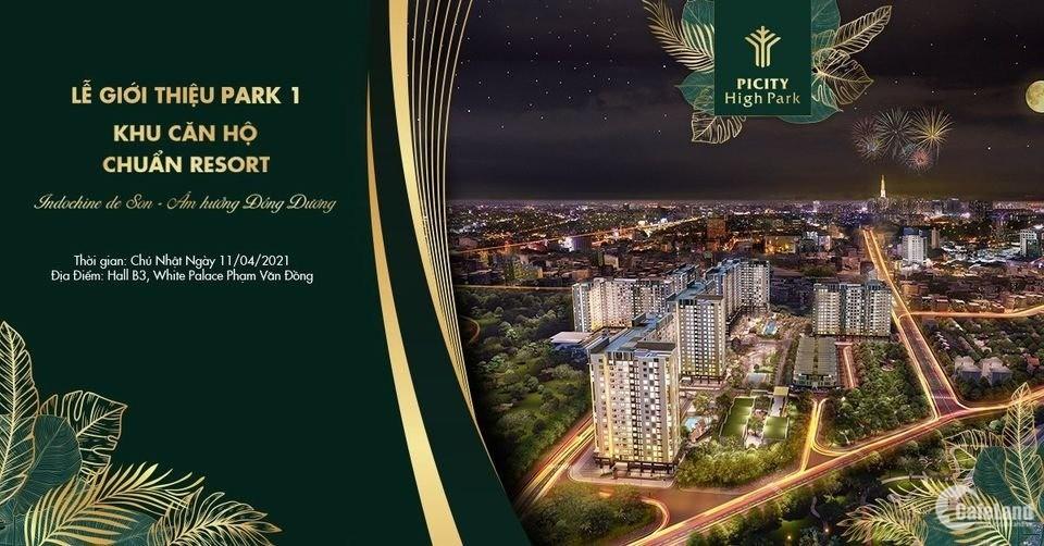 DỰ ÁN PICITY HIGH PARK QUẬN 12 - Đầu tư lợi nhuận lên đến 30%