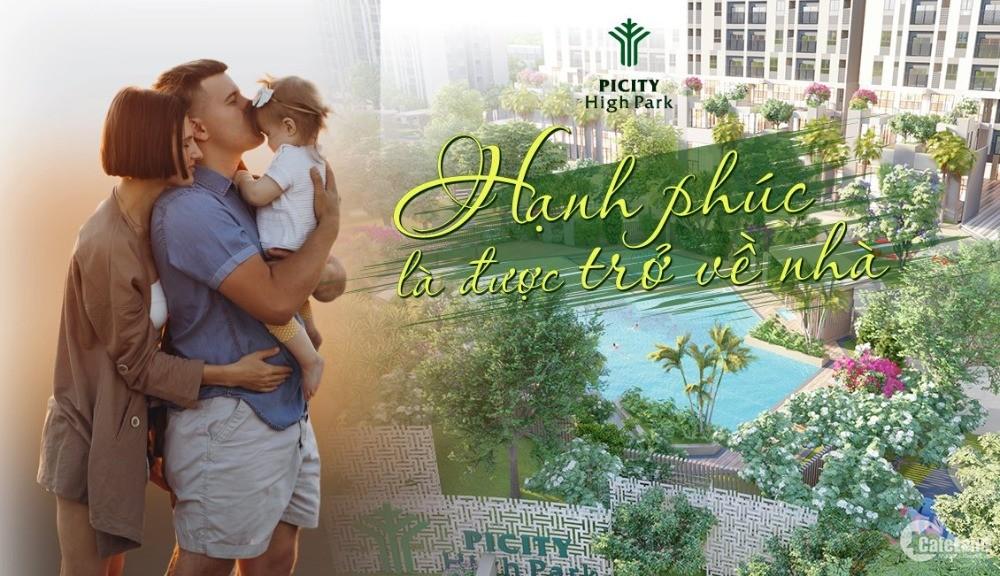 Cần bán gấp căn hộ ngay TTHC Q12 chỉ từ 1.6Tỷ, diện tích 79m2, TT 600tr nhận nhà