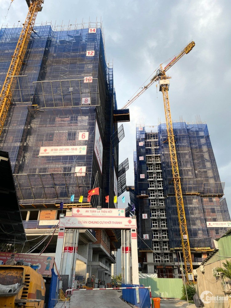 Căn hộ kiến trúc Hoàng Gia Pháp thuộc khu Đông TP.HCM giá chỉ 82tr/m2