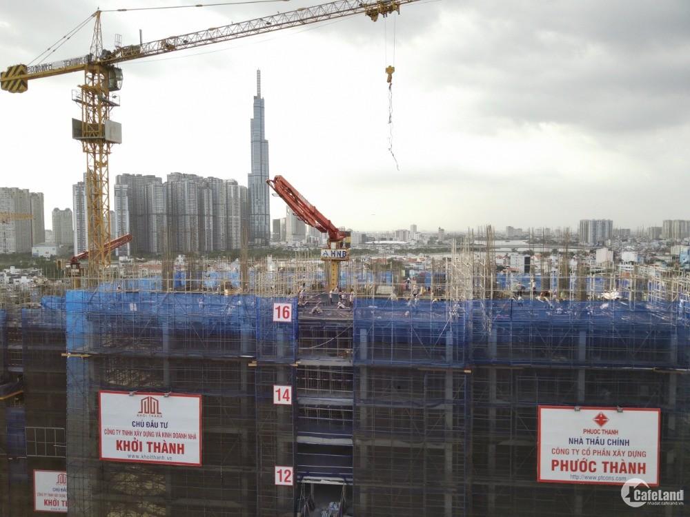 Hưng Hưng Thịnh phân phối 55 căn còn lại trong giỏ hàng dự án Paris Hoàng Kim Q2