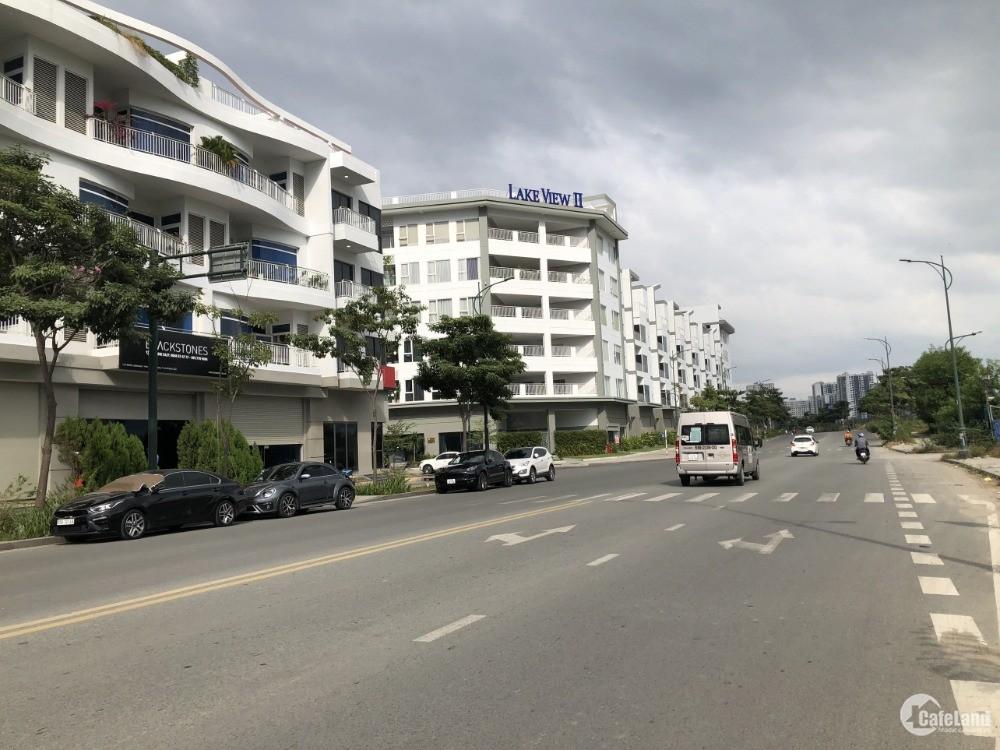 Cần bán căn hộ thấp tầng Lakeview CII rẻ nhất Thủ Thiêm Q2