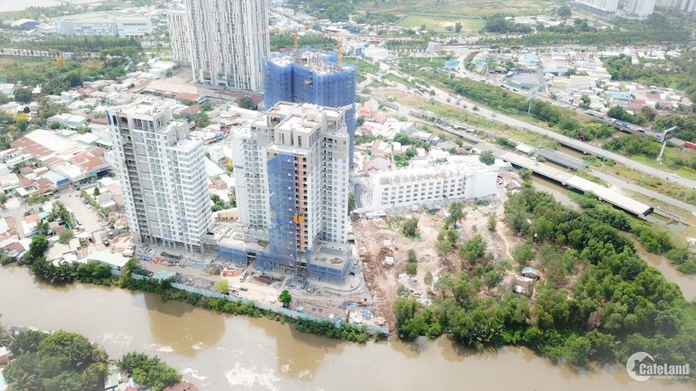 Chính chủ bán căn hộ D'Lusso A.08.08 view sông, tặng 3 máy lạnh, giá 4,320 tỷ