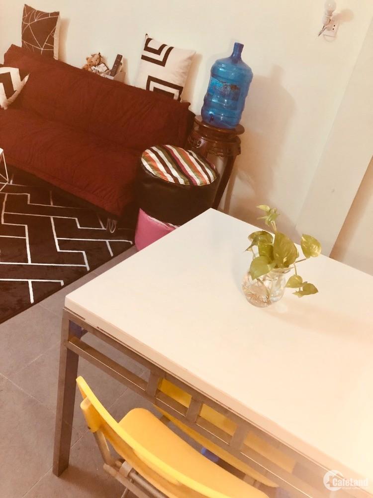Chính chủ bán căn hộ Lầu 2.12 chung cư Tôn Thất Thuyết, P4  Quận 4
