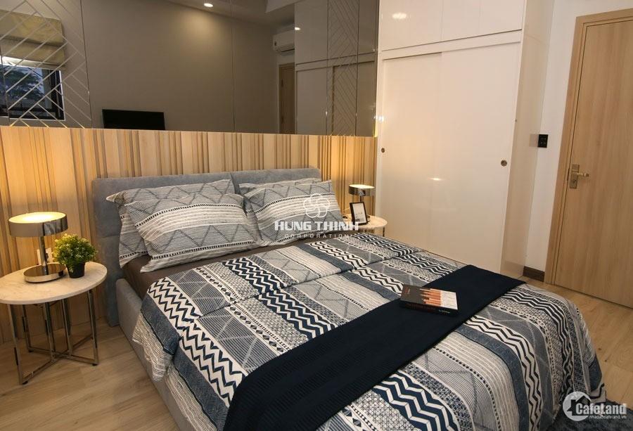 Căn hộ giá rẻ Q7 Riverside, chỉ 34tr/m2, mặt tiền đường lớn, nội thất cao cấp