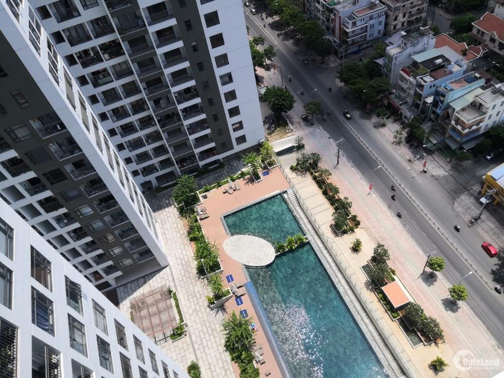 Bán gấp căn 1PN Central Premium Q8,51m2,tầng cao,view hồ bơi siêu đẹp