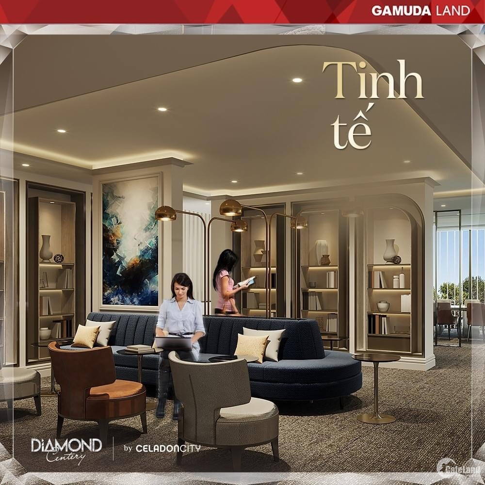 86M2 Diamond Centery - Lịch thanh toán 5% Ký hợp đồng mua bán