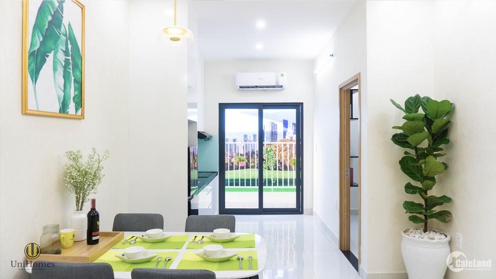 Khan hiếm căn hộ 1 tỷ tại Thuận An ,ân hạn lãi và gốc  đến 12 tháng