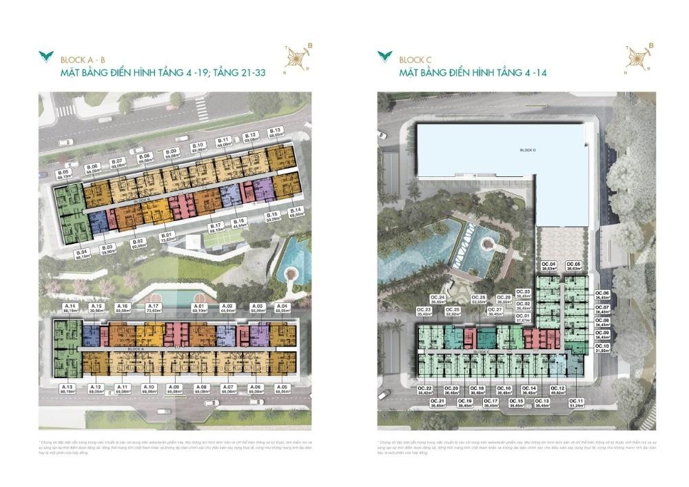 Nhận Booking căn hộ Lavita Thuận An diện tích 31 - 90 m2. Gía từ 36 triệu/m2