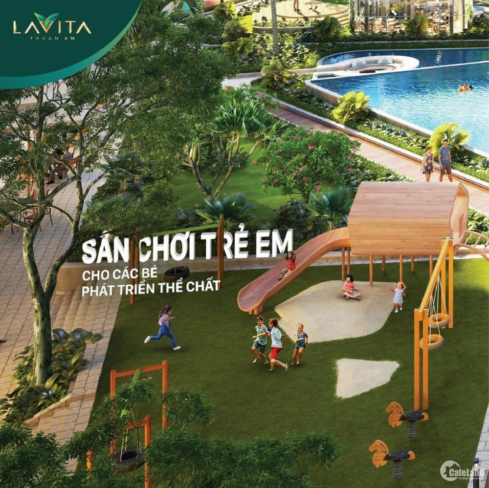 Shophouse Lavita Thuận An Hưng Thịnh, Mặt Tiền Quốc Lộ 13, Thuận An, Bình Dương