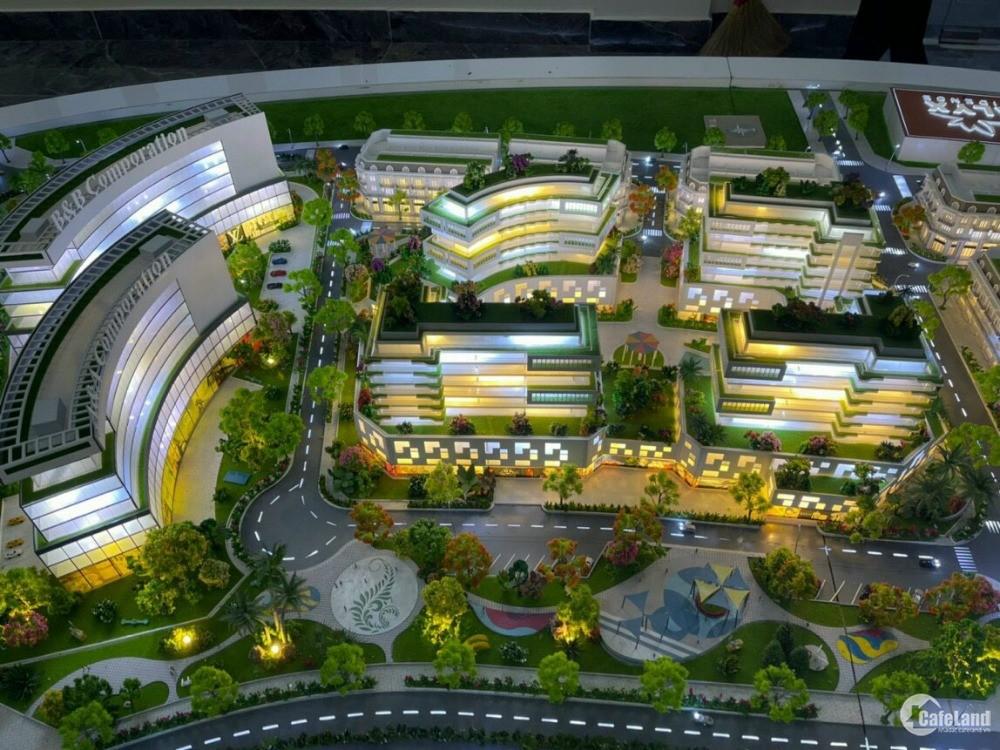 Mở bán GIAI ĐOẠN 1 dự án Calyx Residence - 319 Bộ quốc phòng - Uy Nỗ, Đông Anh