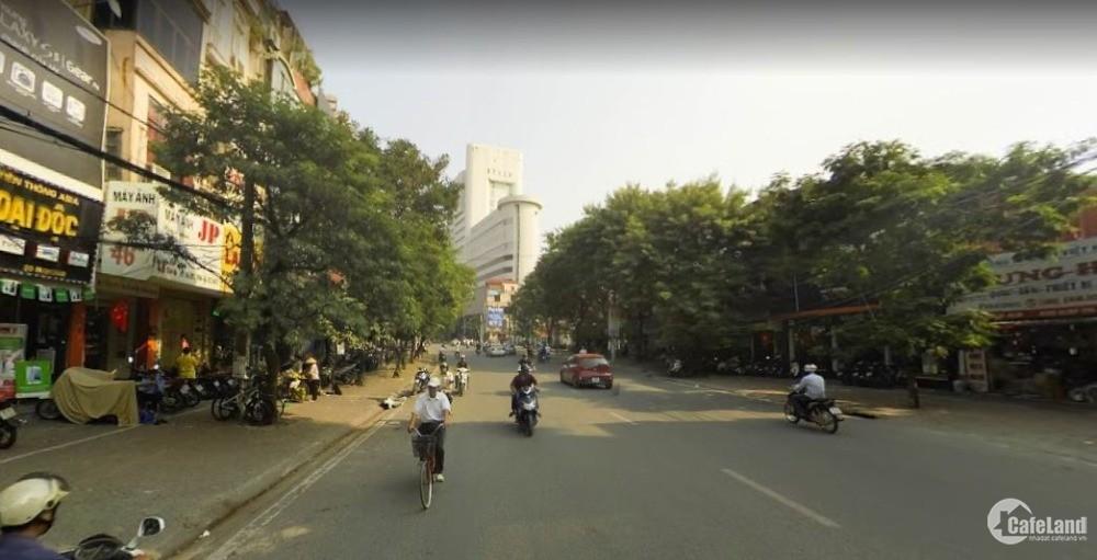 Bán nhà phố Thái Hà 7 tầng thang máy kinh doanh, MT 7m ô tô vào gara