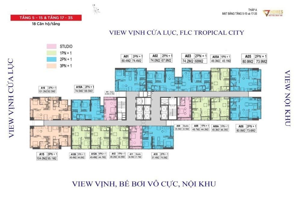 Chỉ cần 215tr sở hữu ngay căn 1PN dự án The RuBy City Hạ Long, sở hữu vĩnh viễn