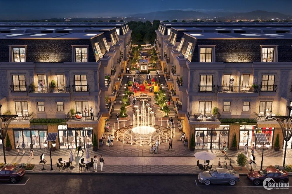 Cần bán nhà phố 4 tầng đối diện trường quốc tế Skyline quận Hải Châu, Đà Nẵng