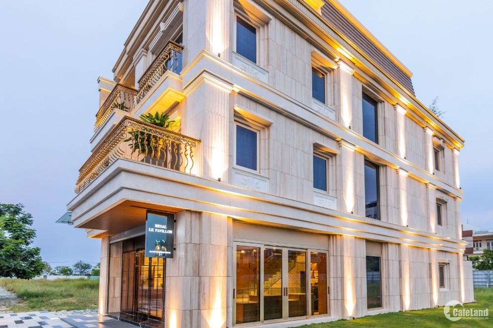 Bán nhà khu  Phố đi bộ đêm Regal Pavillon - Nhà 4 tầng siêu sang