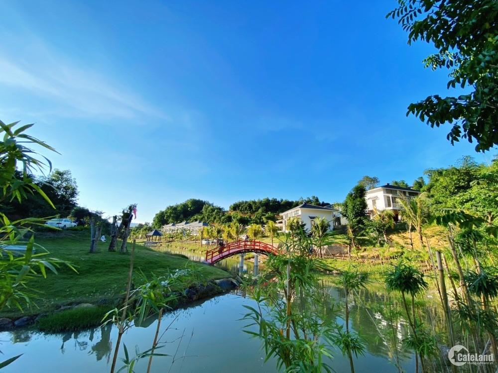 Biệt thự ngdưỡng phong cách Nhật Bản Hasu Village. Sở hữu LÂU DÀI. Giá 2.7tỉ