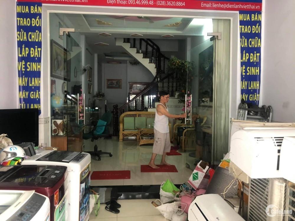 Bán gấp nhà mặt tiền kinh doanh Trương Phước Phan, Bình Tân 64m2 nhỉnh 7 tỷ