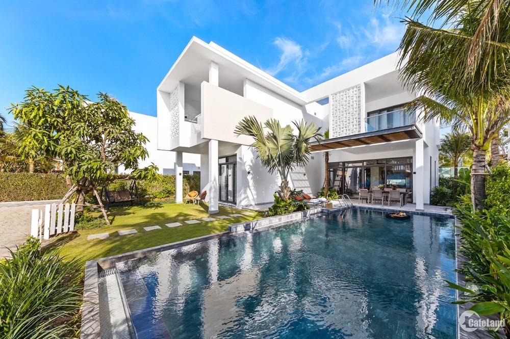 Siêu Biệt thự trực diện biển Angsana Hồ Tràm, cam kết LN 5% PKD 0888 12 89 12