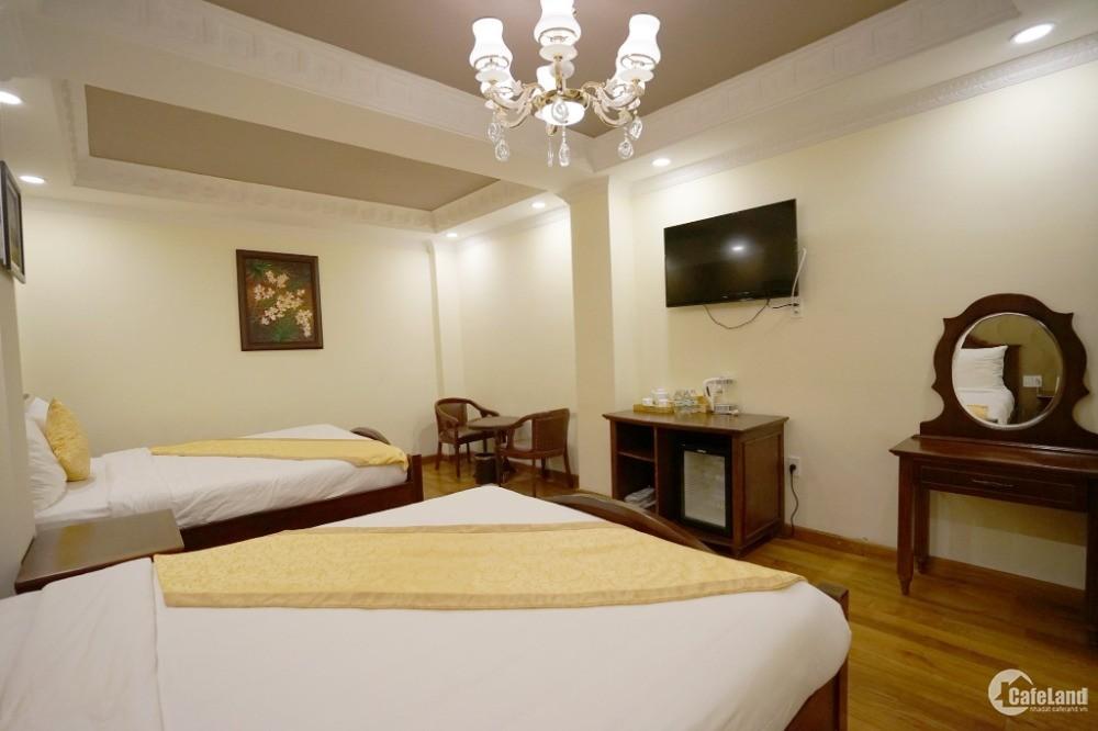 Bán khách sạn 50 phòng đường Bùi Thị Xuân thành phố Đà Lạt