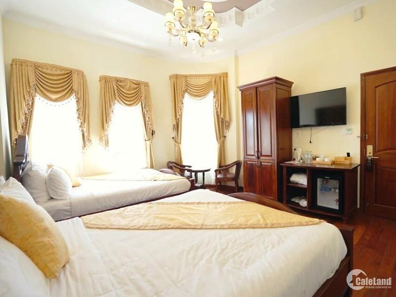 Bán khách sạn đường Bùi Thị Xuân thành phố Đà Lạt