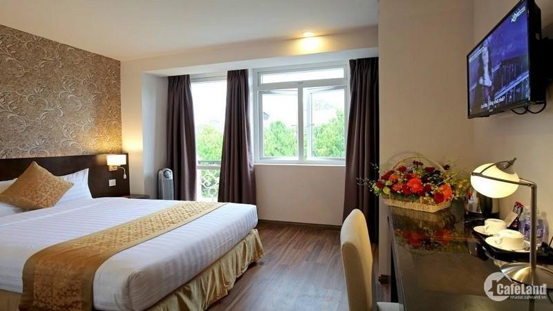 Bán khách sạn 4 sao trung tâm thành phố Đà Lạt