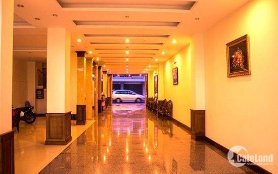 Bán khách sạn đường Phan Đình Phùng thành phố Đà Lạt