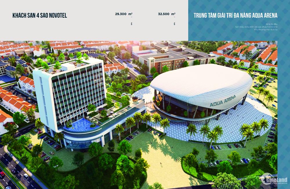 Chính chủ bán căn 6x19.5 Valencia Aqua City, giá 6.15 tỷ, đã thanh toán 30%