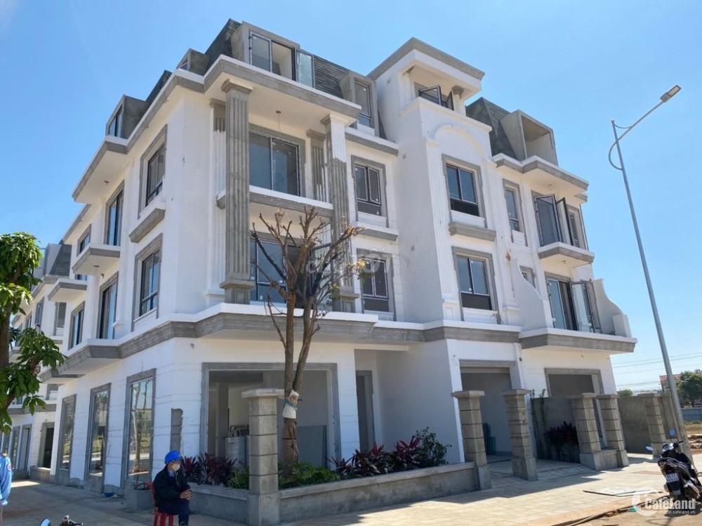 Cần bán nhà phố mặt tiền Tôn Đức Thắng Dự án xanh Eco City