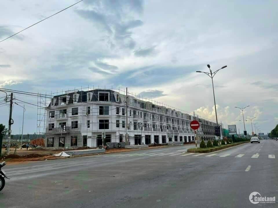Bán đất 5x20 đường Nguyễn Chí Thanh , Tân An , BMT giá 1,9 tỷ 09373110