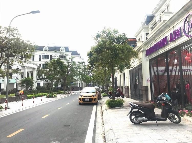 Bán biệt thự Tố Hữu, vỉa hè, ô tô. 194m2 4T giá 24 tỷ